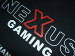Siebdruck neXus Gaming